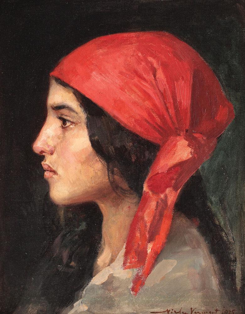 Nicolae Vermont - Baticul roşu