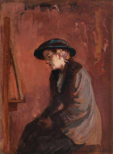 Nicolae Vermont – În fața șevaletului