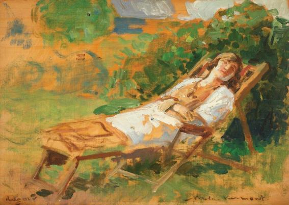 Nicolae Vermont - În plin soare
