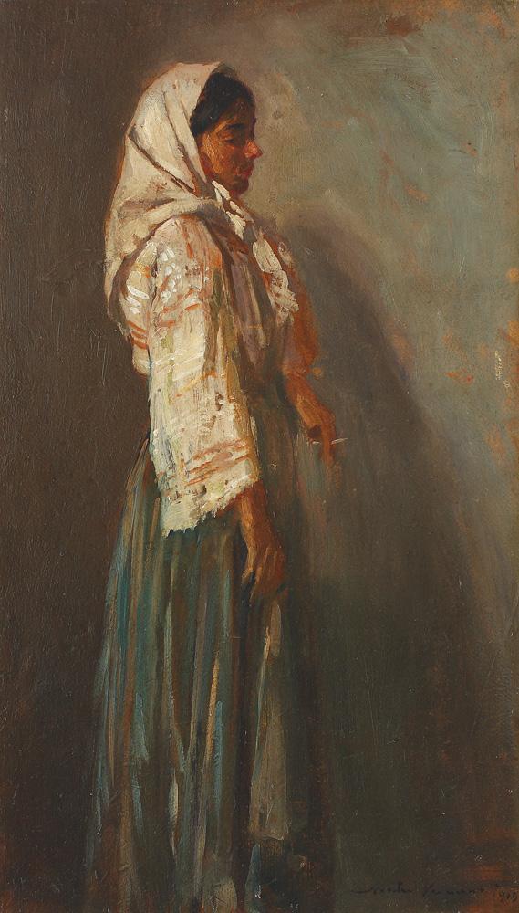 Nicolae Vermont - Chivuță