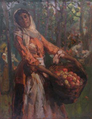 Nicolae Vermont - Cosul cu mere