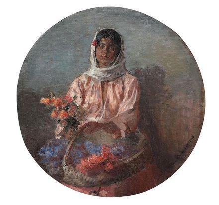 Nicolae Vermont - Florăreasa.