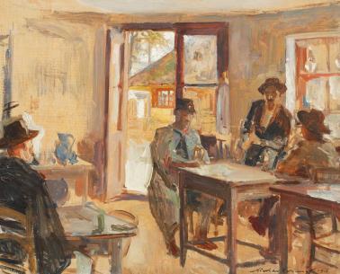 Nicolae Vermont - La cârciuma satului