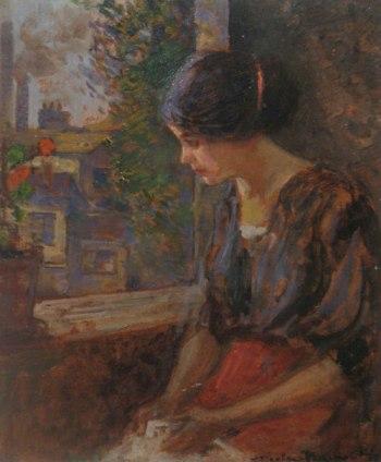 Nicolae Vermont – La ferestra