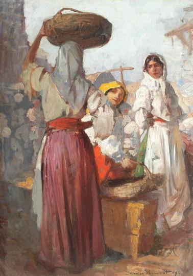 Nicolae Vermont - La târg
