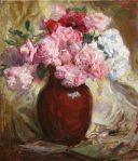Nicolae Vermont - Natura statica cu roze