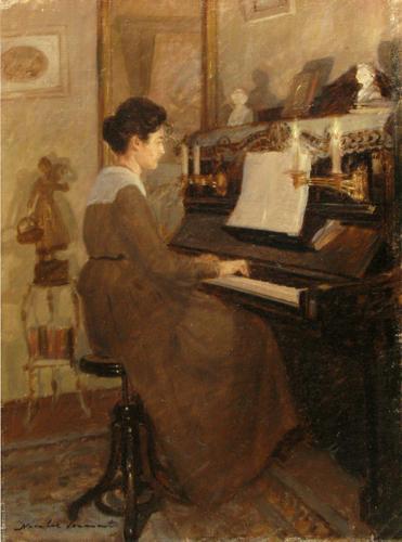 Nicolae Vermont – Pianista