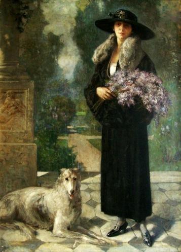 Nicolae Vermont – Portret de femeie