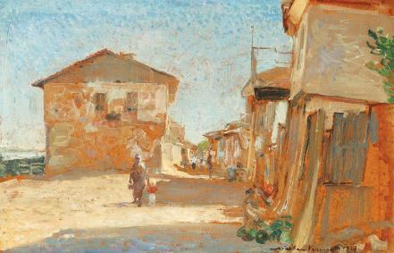 Nicolae Vermont - Sat de pescari în Bretania