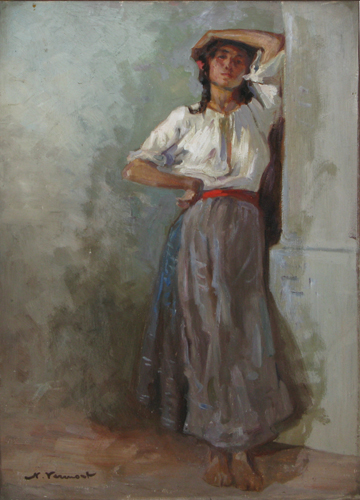 Nicolae Vermont - Tigancusa