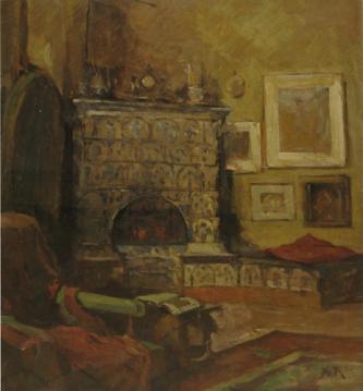 Petre Iorgulescu-Yor - Interior3