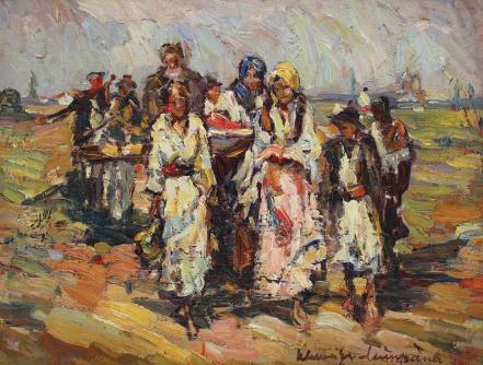 Rudolf Schweitzer-Cumpăna - Alai de nuntă