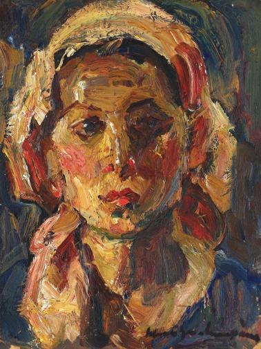 Rudolf Schweitzer-Cumpăna - Țărăncuță