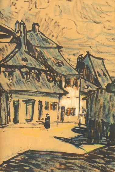Rudolf Schweitzer-Cumpăna - Case vechi din Sibiu