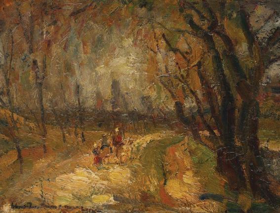 Rudolf Schweitzer-Cumpăna - Drum de vară
