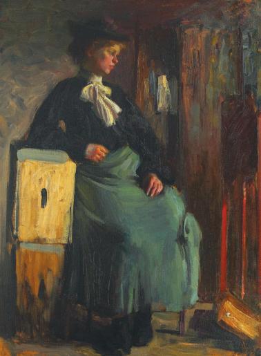 Samuel Mützner – În sala de așteptare