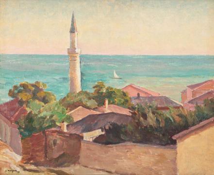 Samuel Mützner - Marea la Balcic