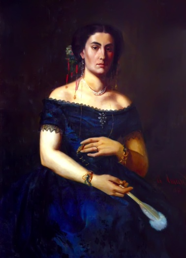 Theodor Aman – Aristia Aman