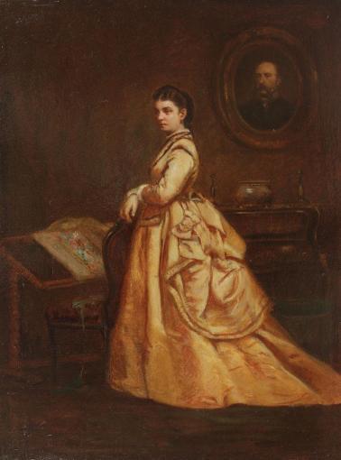 Theodor Aman – După bal