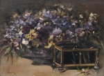 Theodor Aman - Violete