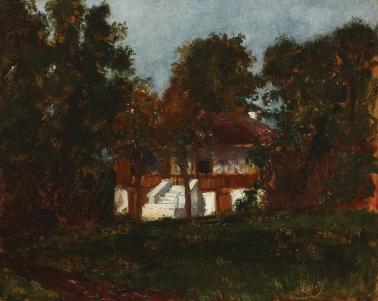 Theodor Pallady - Casa de la Bucium