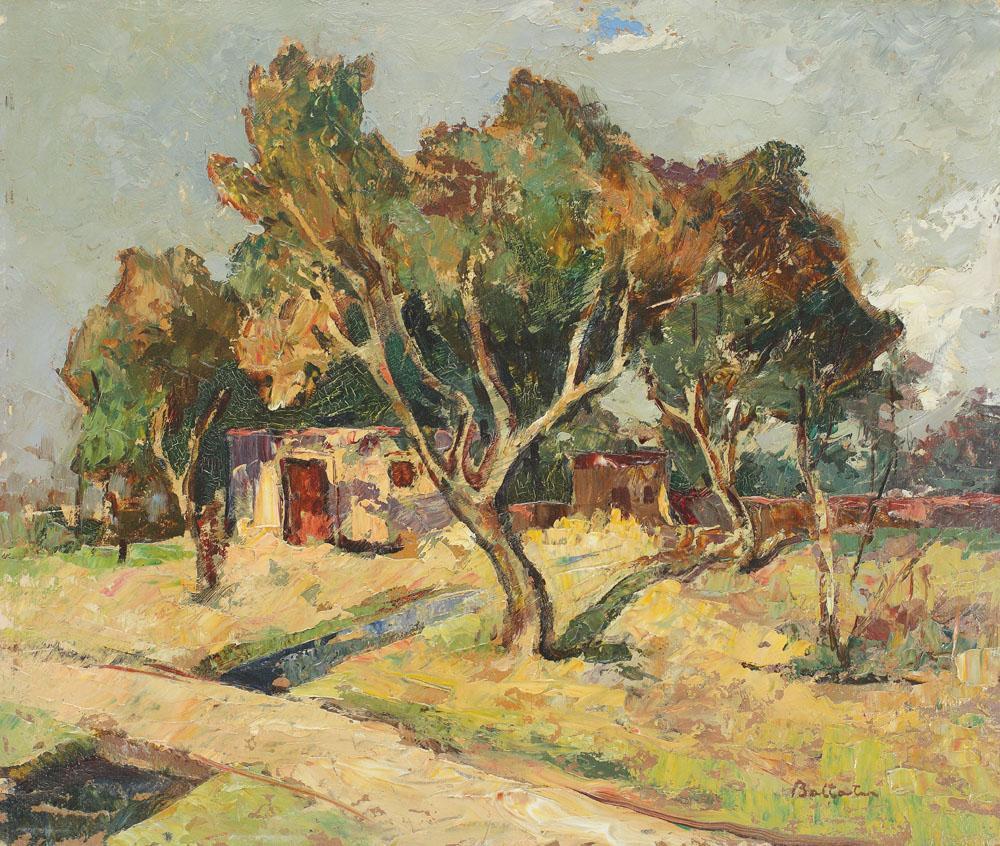 Adam Bălțatu - Case în Provence