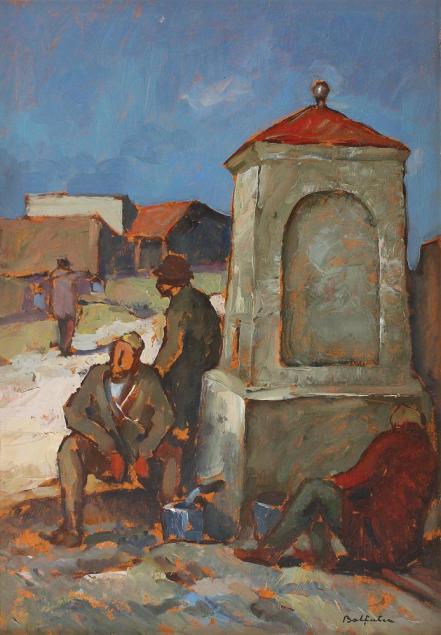 Adam Bălțatu - Cișmeaua din Balcic