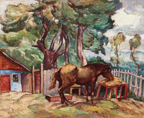 Adam Bălțatu - Gospodărie