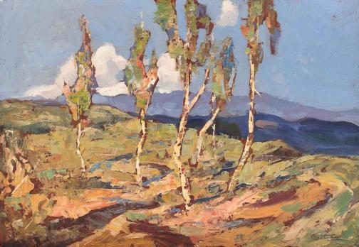 Adam Bălțatu - Mesteceni
