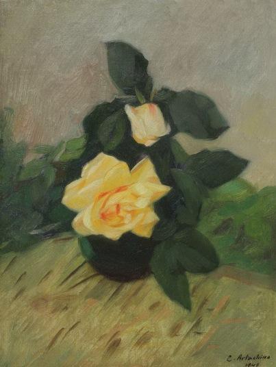 Constantin Artachino - Mic buchet de trandafiri