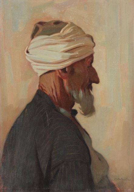 Constantin Artachino - Negustor turc