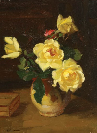 Constantin Artachino - Trandafiri galbeni