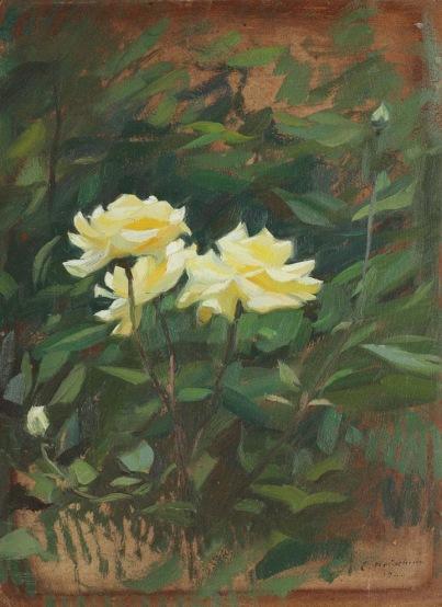 Constantin Artachino - Trandafiri Sălbatici