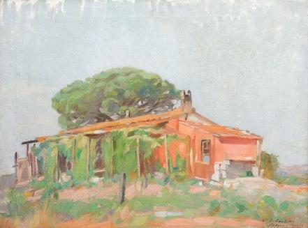 Constantin Artachino - Vinărie în Provence