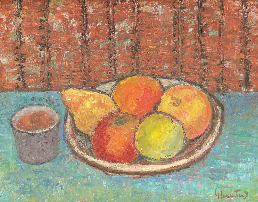 Dumitru Ghiaţă - Blid cu mere