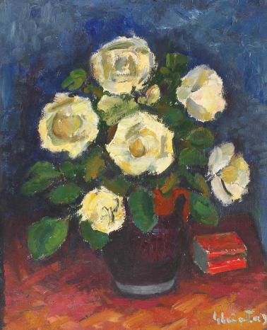 Dumitru Ghiaţă - Trandafiri