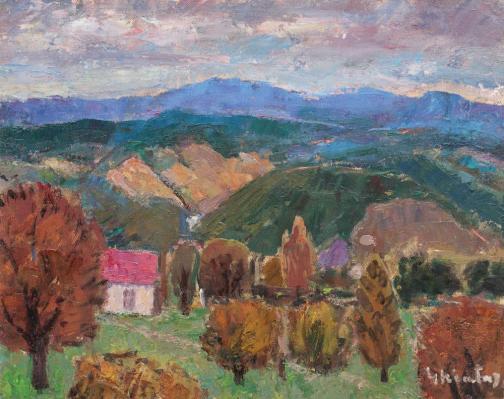 Dumitru Ghiaţă - Valea Bistriţei