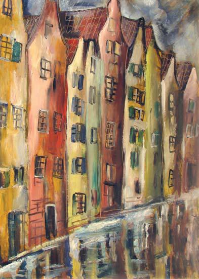 Elena Popea - Case vechi din Olanda