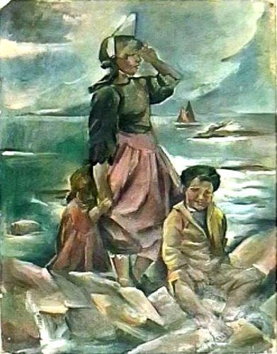 Elena Popea - Copii bretoni
