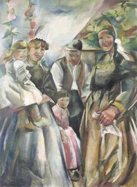 Elena Popea - Familie de tarani valoni