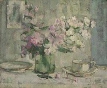 Elena Popea - Flori de cires