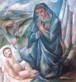 Elena Popea - Maternitate