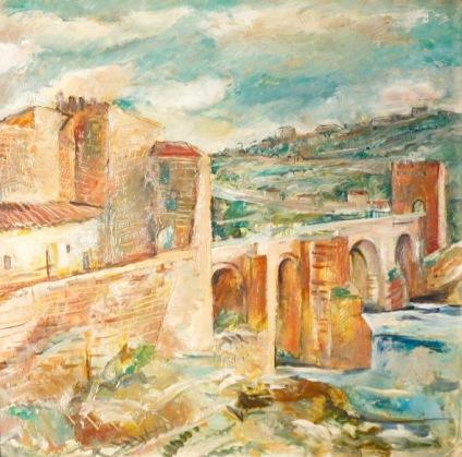 Elena Popea - Pod din Toldedo