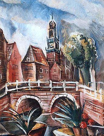 Elena Popea - Pod in Olanda