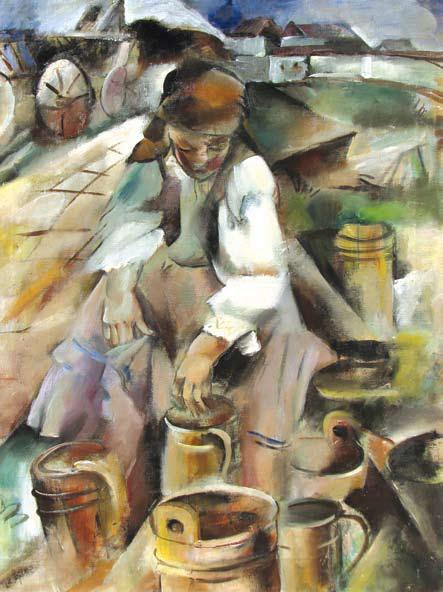 Elena Popea - Taranca cu cofe