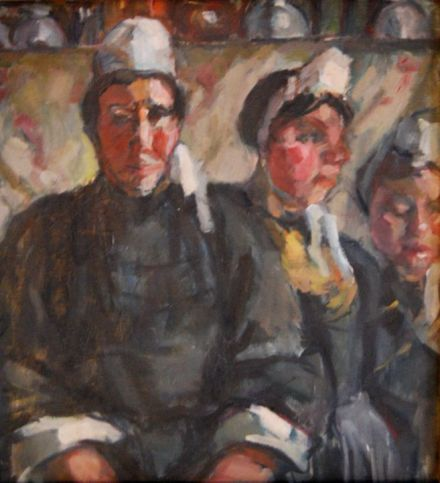 Elena Popea - Trei femei bretone
