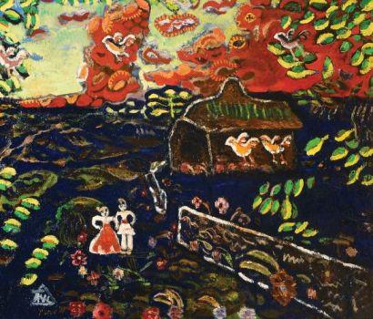Ion Ţuculescu - A fost odată