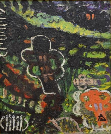 Ion Ţuculescu - In natura