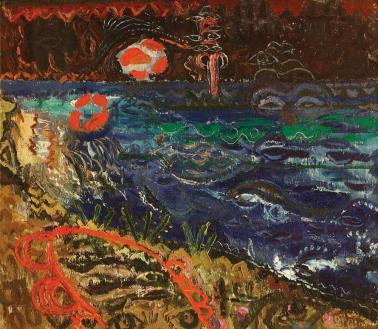 Ion Ţuculescu - Mare fermecătoare