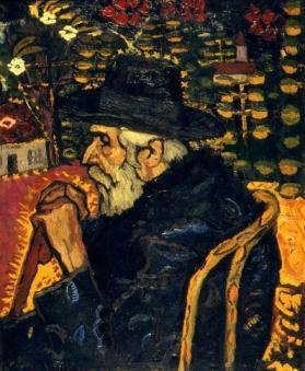 Ion Ţuculescu - Portretul bunicului meu